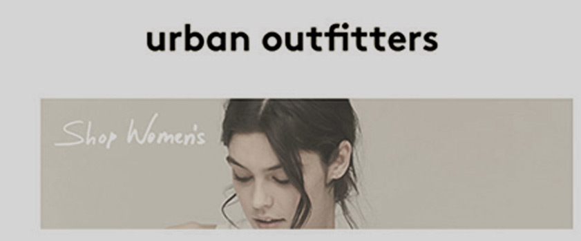 CTA urban outfitters