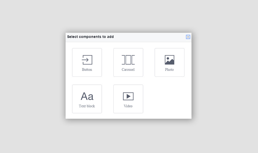 create ad for display