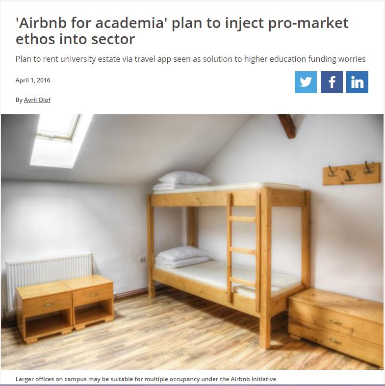 Airbnb april fools