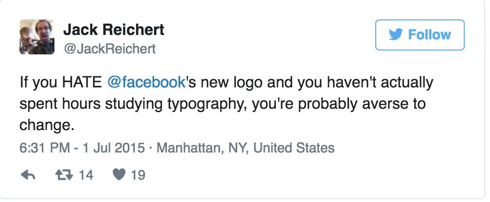 design facebook twitter