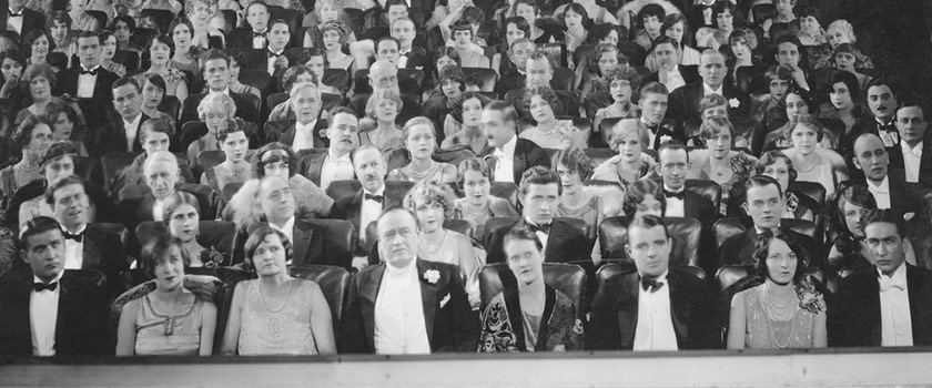 Inbuilt audience