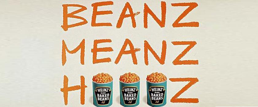 Heinz beans advertisement